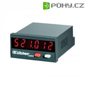 Čítač impulsů Kübler Codix 520