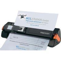 Mobilní skener dokumentů s dokovací stanicí, 2v1