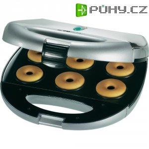 Výrobník na donuty Clatronic DM 3127, stříbrná