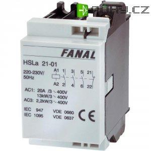 Instalační stykač Entrelec F 0 1101351, HSLa 21-01