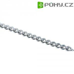Kroucený řetěz Modelcraft, 1000 x 1,8 mm