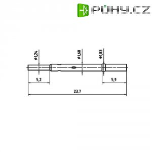 Ochranný kryt pro zkušební hrot PTR H 1015 C