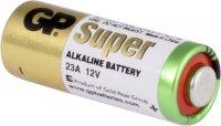 Alkalická baterie GP, speciální, 12V, 38 mAh, 23A