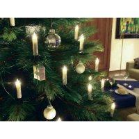 Vnitřní vánoční osvětlení Konstsmide 2039-000, 40 žároviček, 36 W, do sítě, 13,2 m
