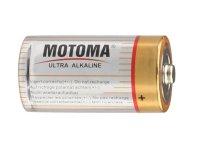 Baterie alkalická R14 C MOTOMA