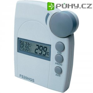 Bezdrátový hygrostat FS20 HGS
