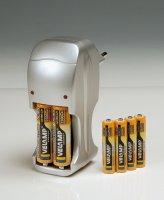 VELAMP Nabíječka baterií AA-AAA VCBT02