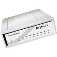 Sériový analogový modem 56k Devolo MicroLink, 9pól.