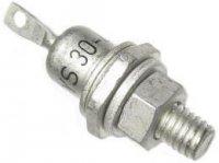 KYS30/30 dioda schottky 30V/30A DO5