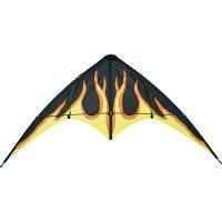 Sportovní říditelný drak HQ Bebop Fire, 1450 mm
