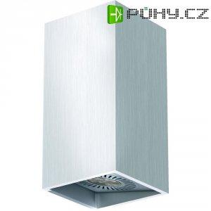 Nástěnné LED svítidlo Osram LED Up & Downlight Tresol Bloc, 9 W, stříbrná