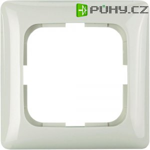 Krycí rámeček Busch-Jaeger Duro 2000 SI, 2511-212K-101, krémově bílá