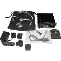 Bezdrátový mikrofon AKG WMS40 Mini Sport Set ISM 1
