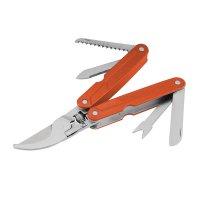 Nůžky zahradní multifunkční 5 v 1, nerez vel. slož. nůžek 117x40x18mm, 4 břity EXTOL PREMIUM
