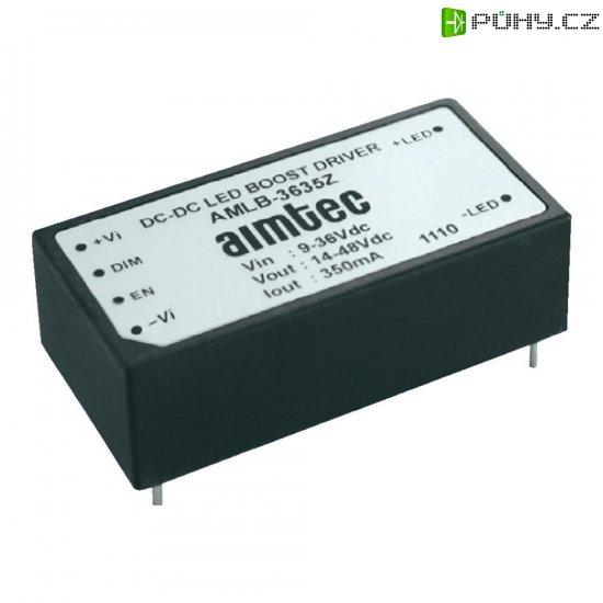 Driver Power LED Aimtec AMLDL-30100Z, 7 - 30 V, 1000 mA, DIP 16 - Kliknutím na obrázek zavřete
