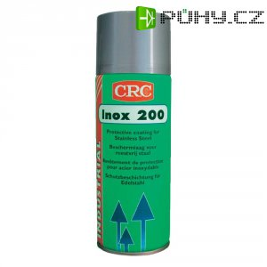 SPREJ UŠLECHTILÁ OCEL CRC INOX400 ml