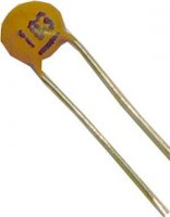 1n/50V SUNTAN RM=2,54, keramický kondenzátor