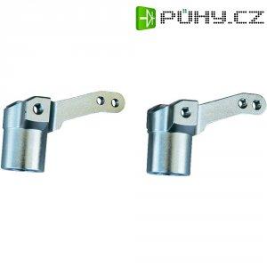 CNC hliníková těhlice přední Reely, 1 pár (M01178)