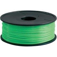 Náplň pro 3D tiskárnu, Renkforce PLA175V1, PLA, 1,75 mm, 1 kg, světle zelená