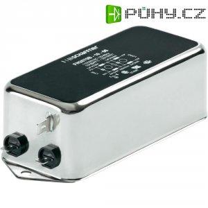 Síťový filtr Schaffner, FN 2070-1-06, 22 mH, 250 V/AC, 1 A