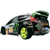 RC model Brushless HPI Racing Ford Fiesta Ken Block, 1:10, 4WD, RtR 2.4 GHz