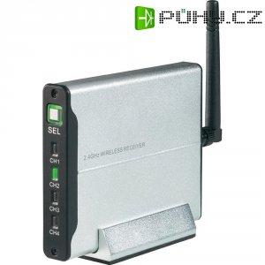 Bezdrátový přijímač pro kameru (obj.č. 751579), GP-709, 2,4 GHz