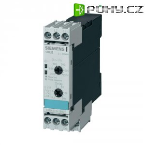 Analogové sledovací relé Siemens 3UG4512-1BR20, 320 ‑ 500 V/AC, 22,5 x 110 x 86 mm