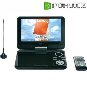 Přenosný DVD přehrávač a DVB-T přijímač Lenco DVP-941