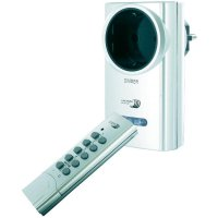 Bezdrátový stmívač s dálkovým ovladačem Home Easy, HE802SA, 200 W