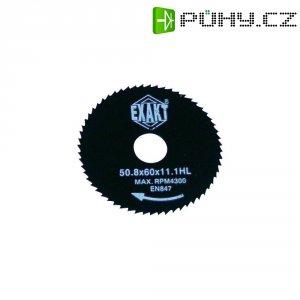 Kotouč z vysoce výkonné rychlořezné oceli (60 zubů)
