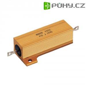 Rezistor ATE Electronics, 3,9 Ω, 5 %, axiální vývody, 50 W, 5 %