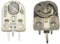 Trimr TP010,TP110 - 100R (TP011,TP111)