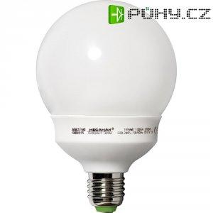 Úsporná žárovka kulatá Megaman Compact Globe E27, 15 W, teplá bílá