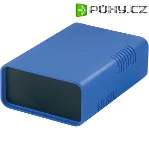 Univerzální pouzdro polystyrolové, (d x š x v) 135 x 95 x 45 mm, modrá