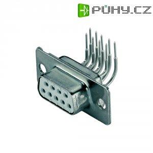 D-SUB zdířková lišta BKL Electronic 10120263, 9 pin, úhlová
