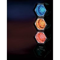 LED světelný efekt, 3 kanály