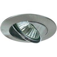 Vestavné svítidlo Paulmann Premium 98878, GU10, 50 W, hliník