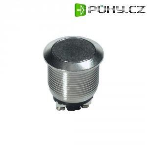 Tlačítko Apem, AV031003C940N, 250 V/AC, 5 A, vyp./(zap.), antivandal, kov