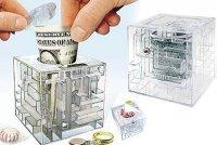 Labyrint na peníze Money Maze (pokladnička)