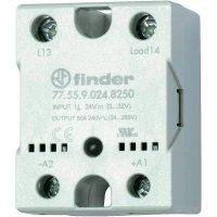 Polovodičové relé Finder 77.55.9.024.8250 77.55.9.024.8250, 50 A, 1 ks
