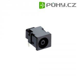 Napájecí konektor Lumberg 1613 10, Rozpínač, zásuvka vestavná horizontální, 5,9 mm