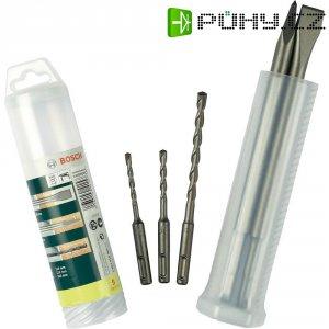 Sada vrtáků a sekáčů SDS-Plus, Bosch 2607019455, 5 ks