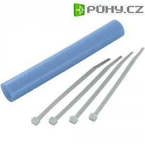 Silikonová trubka Reely, Ø 13,5 mm, 150 mm, modrá