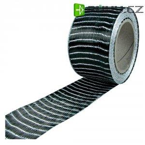 Páska z uhlíkových vláken Toolcraft, 250 g/m2, 5 m