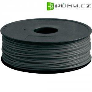 Náplň pro 3D tiskárnu, Renkforce PLA300H1, PLA, 3 mm, 1 kg, šedá