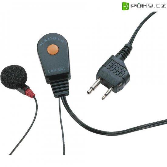 Mini mikrofon se sponou - Kliknutím na obrázek zavřete