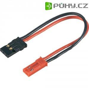 Redukce BEC zásuvka / JR zástrčka Modelcraft, 100 mm, 0,5 mm²