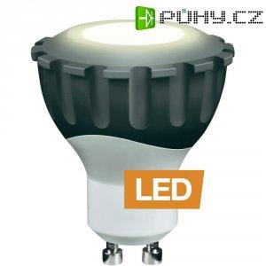 LED žárovka Ledon MR16, 28000178, GU10, 6,6 W, 230 V, 57 mm, stmívatelná, teplá bílá