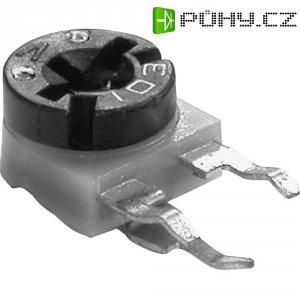 Uhlíkový trimr TT Electro, 611010, 100 Ω, 0,1 W, ± 30 %