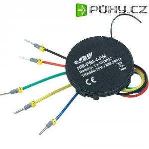 Bezdrátový vysílač pod omítku HomeMatic 76784, 4 kanály, 868 MHz
